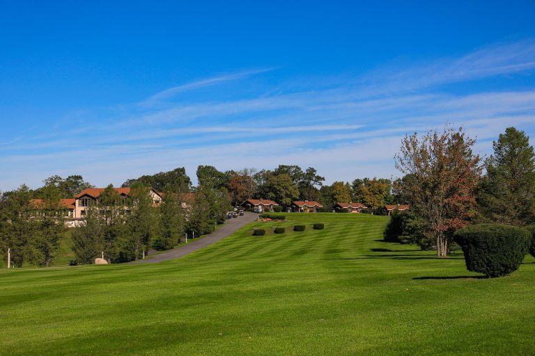 A photo of the Hideaway Hills Golf Club